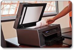 Lexmark Pro715 All-in-One Product Shot