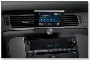 SiriusXM Lynx Portable Satellite Radio Product Shot