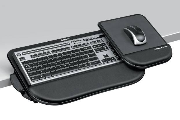 Amazon Com Fellowes Tilt N Slide Pro Keyboard Manager