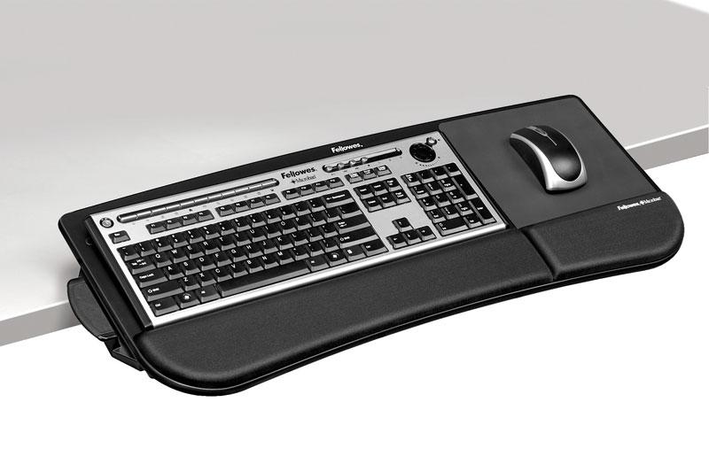 Amazon Com Fellowes Tilt N Slide Keyboard Manager