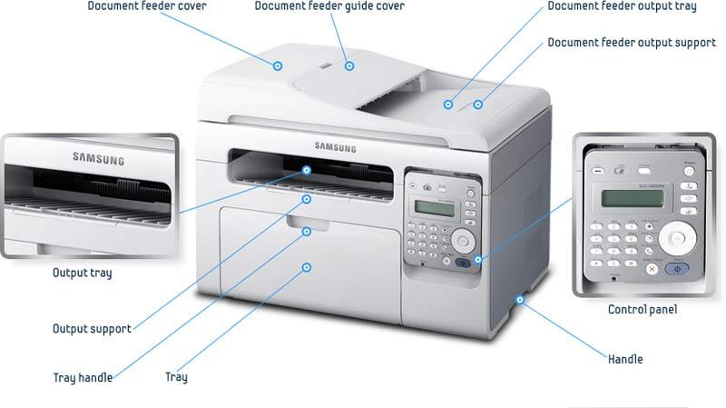 Samsung SCX-3405W MFP (Add Printer) Download Drivers