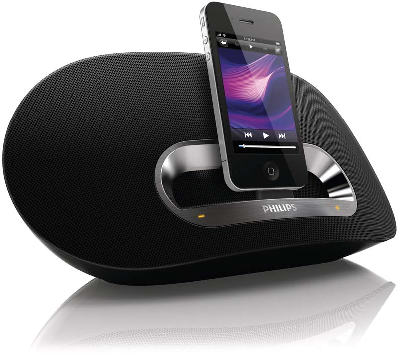 philips ds3600 37 docking speaker with. Black Bedroom Furniture Sets. Home Design Ideas