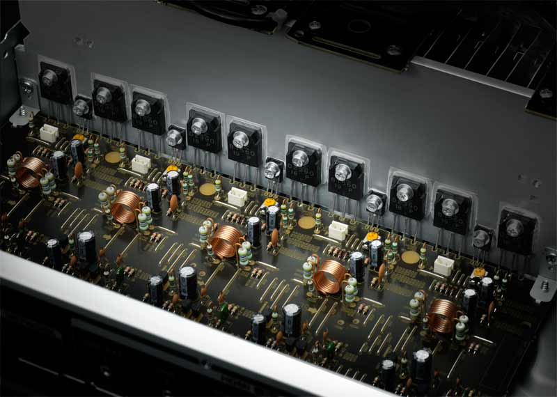 Denon - DHT-1513BA Home Theater System Product Shot