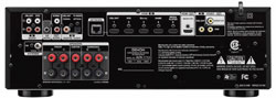 Denon - AVR-1713 Home Theater Receiver Product Shot