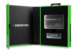 Monster Digital Le Mans Series 240GB Solid State Drive Easy Upgrade Kit Product Shot