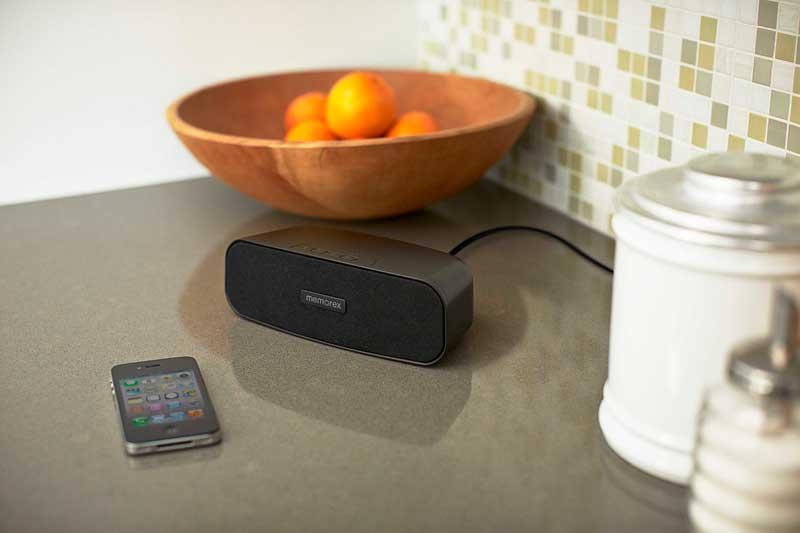 com memorex wireless bluetooth speaker discontinued by memorex mw212 product shot