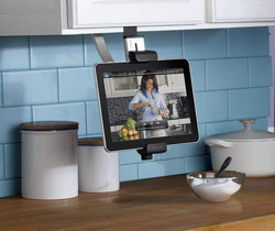 Amazon Com Belkin Kitchen Cabinet Tablet Mount Computers Accessories