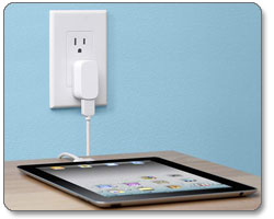 Belkin 2.1-Amp Micro Charger Product Shot