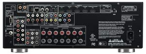 SR5007 Home Theater Receiver Product Shot