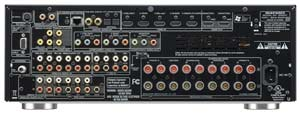 SR6007 Home Theater Receiver Product Shot
