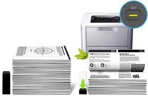 ML-3712ND Black & White Laser Printer Product Shot