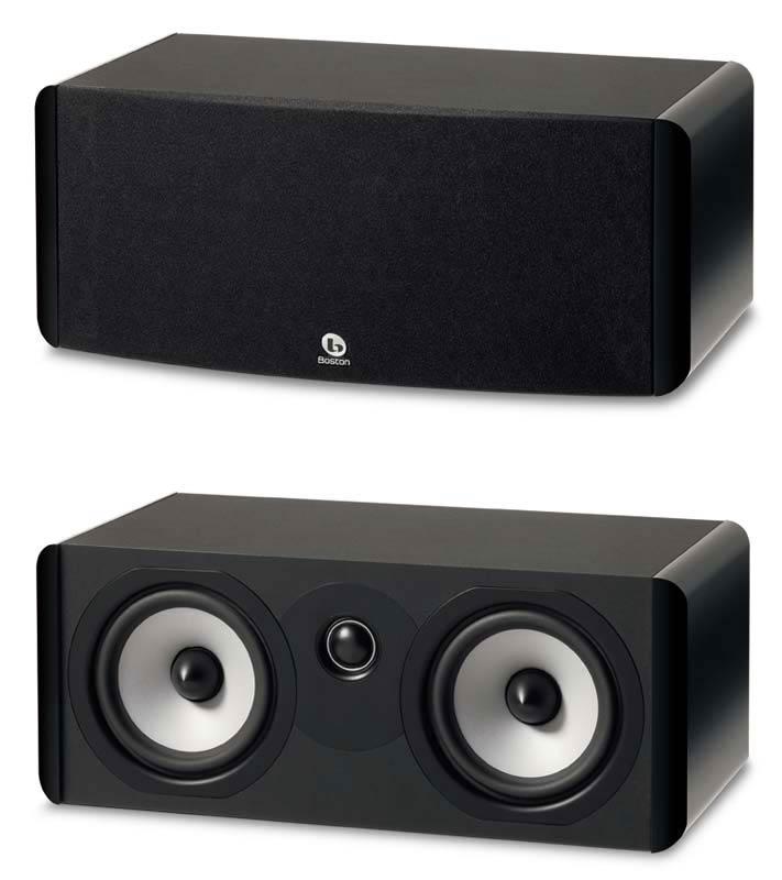 amazon com boston acoustics a 225c dual 5 25 inch woofer two way rh amazon com
