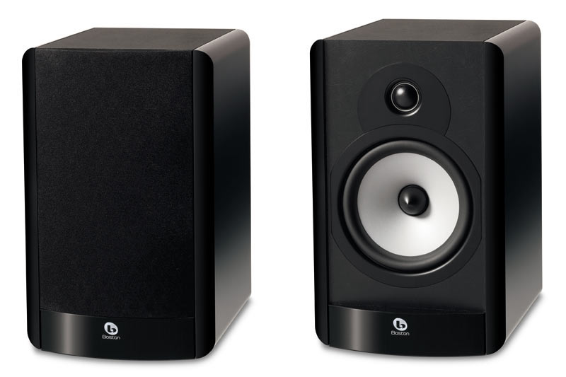 Boston Acoustics A 26 Two Way 6 1 2 Inch Bookshelf Speaker