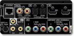 Denon AVR-3312CI 7.2-Channel Integrated Network A/V Receiver