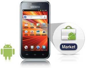 Samsung Galaxy Player 4.0 Product Shot