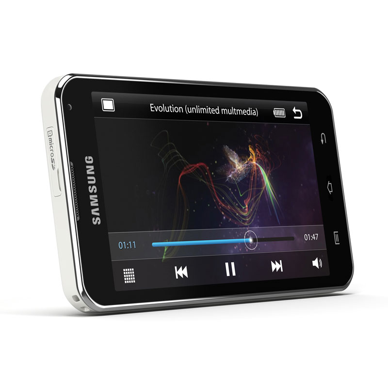 Amazon.com: Samsung 5-Inch Galaxy Player (Discontinued by Manufacturer