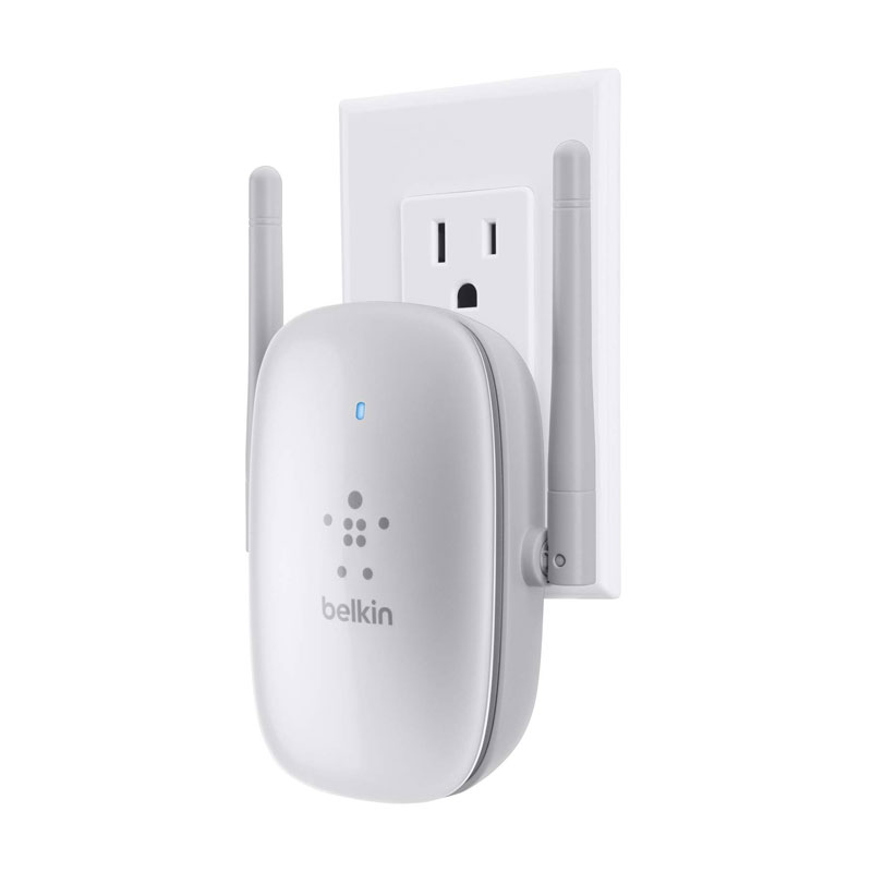 belkin n300 dual band wireless n range extender computers accessories. Black Bedroom Furniture Sets. Home Design Ideas