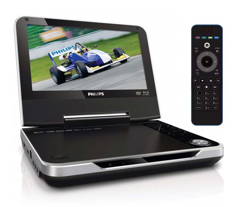 philips pb9001 37 9 inch 1080p portable dvd. Black Bedroom Furniture Sets. Home Design Ideas