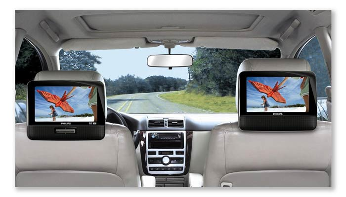 Best Portable Dvd For Car