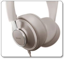 Philips CitiScape headset, grey (SHL5605GY/28) feature