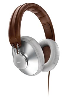 Philips CitiScape Uptown over-ear headband headset, grey (SHL5905GY/28) Product Shot