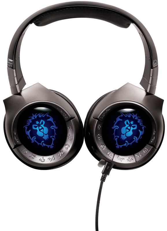 Amazon.com: Creative Sound Blaster World of Warcraft USB