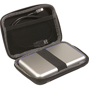 72446dcb6 Amazon.com  Case Logic PHDC-1 Compact Portable Hard Drive Case ...