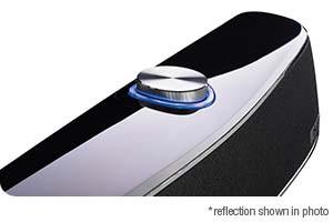 Elegantly designed with easy to access control