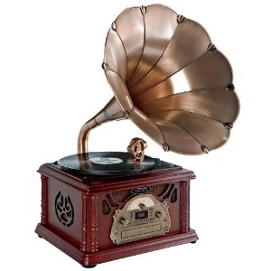 Amazon Com Pyle Updated Portable Turntable Phonograph