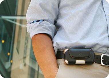Действительно, магнит кобуры может влиять на работоспособность телефона, особенно если в нем используется геркон.