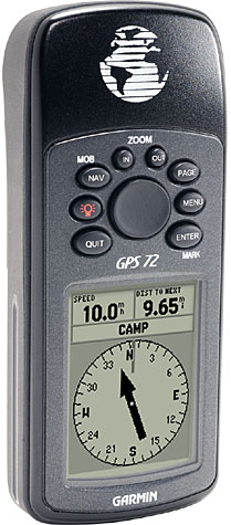 Gps навигатор garmin gps 72h цена