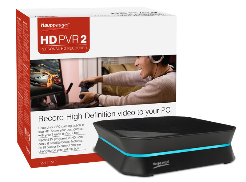 Support HD PVR 2 (all models) and Colossus 2