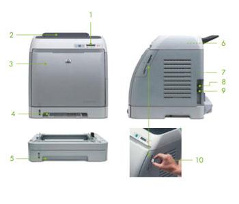 amazon com hp color laserjet 2605dn printer q7822a aba electronics rh amazon com hp color laserjet 2600n printer service manual hp color laserjet 2600n printer driver for windows 7 32 bit