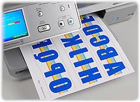 Special Media Printing