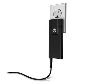 HP Slim Travel Power Adapter