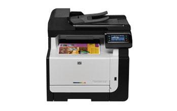 Hp Laserjet Cm1415fnw Printers Amp Ink