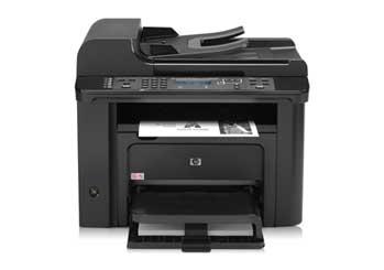 HP LaserJet Pro M1536dnf Front View