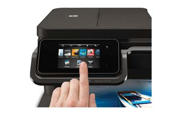 Amazon.com: HP Photosmart 7510 All-in-One with eFax Printer
