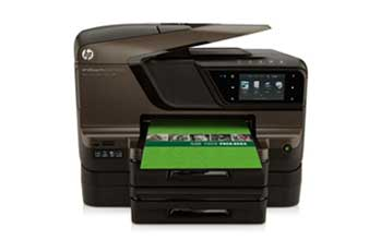 HP Officejet Pro 8600 Premium Front View