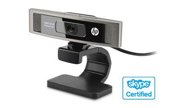 HP Webcam HD-5210