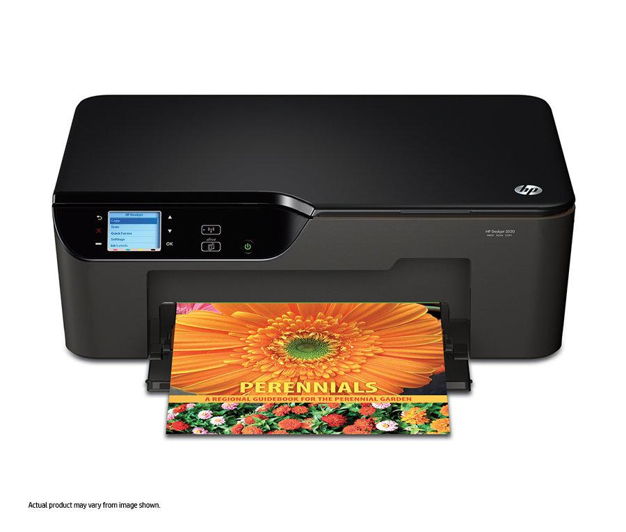 HP DJ 3520 E-All-In-One Wireless Printer: Amazon.ca
