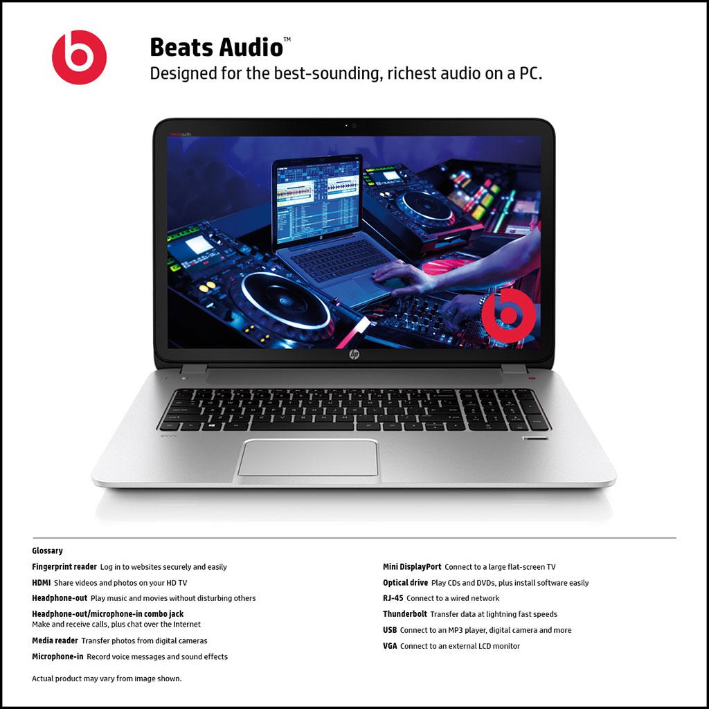 Amazon.com: HP ENVY 17-j020us Quad Edition Notebook PC