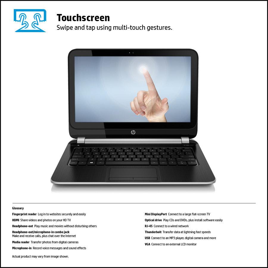 Amazon Com Hp Pavilion Touchsmart 11 E010nr 11 6 Inch