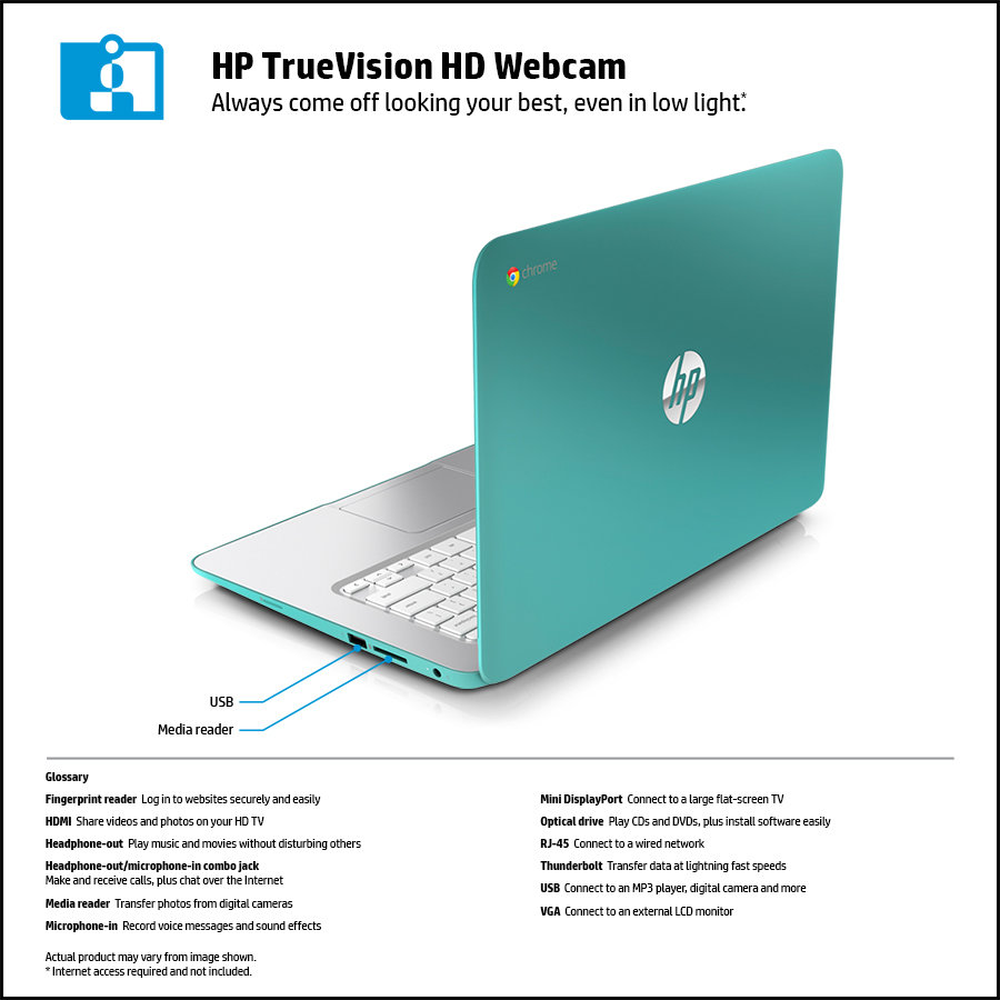 how to use hp chromebook 14