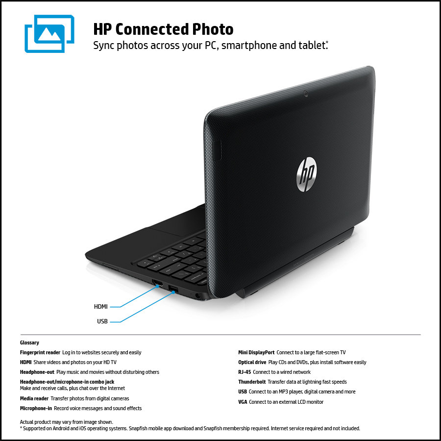 Hp Pavilion X2 11 H010ca 11 6 Inch Detachable Notebook