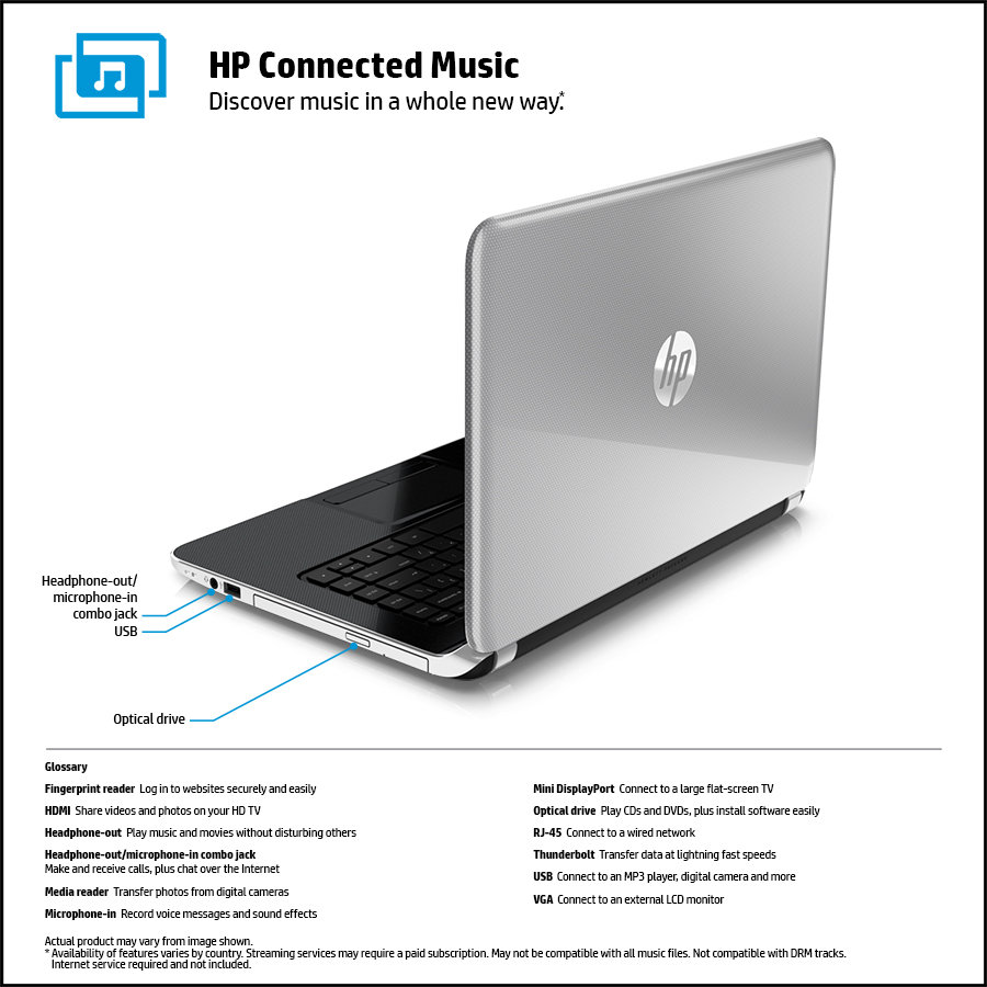 HP Pavilion 14-n019nr 14-Inch Touchscreen Laptop (Silver)_Adaptor