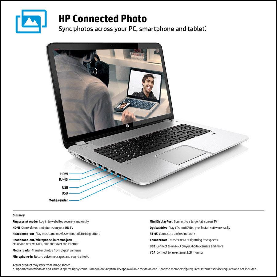 Amazon Com Hp Envy 17 J130us 17 3 Inch Touchsmart Laptop