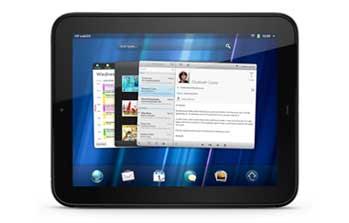 HP TouchPad Next-level Multitasking