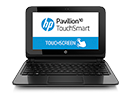 HP Pavilion 10 series TouchSmart Notebook