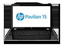 HP Pavilion 15 series Notebook